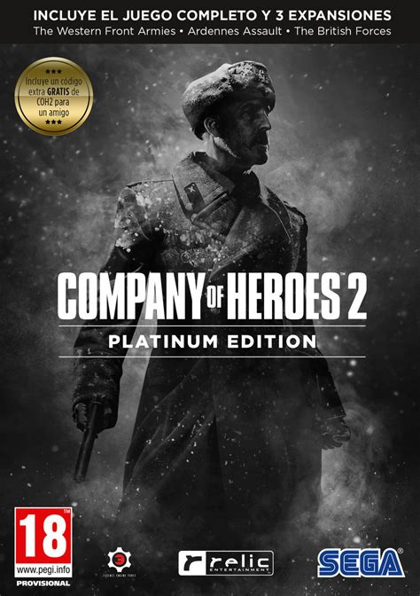 Company Of Heroes 2 Steam Backup Dvd company of heroes 2 platinum pc skroutz gr