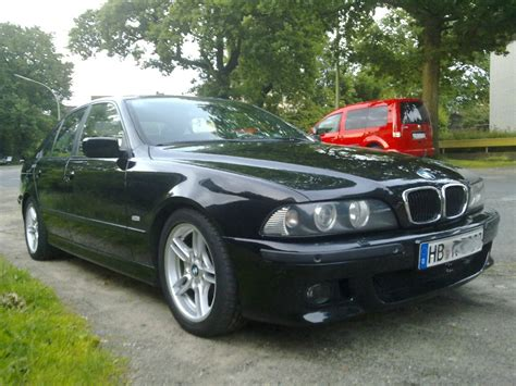 Auto Tuning Bmw 520i by 520i M Paket 5er Bmw E39 Quot Limousine Quot Tuning