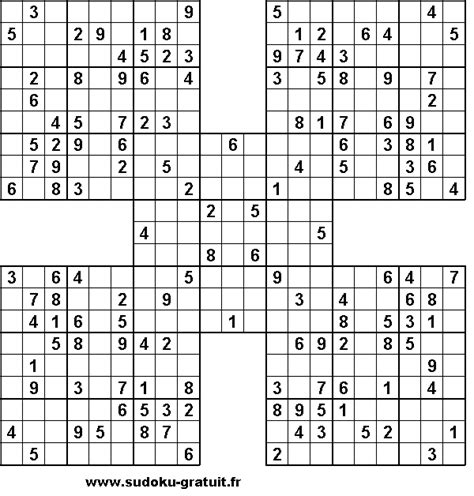 printable sudoku expert expert samurai sudoku v 1 0