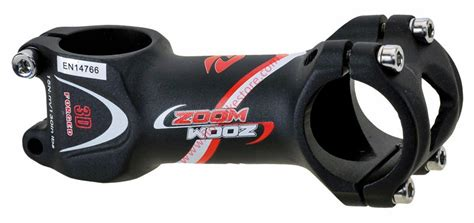 Termurah Stem Zoom 3d Size Black stem zoom 3d forged 31 8mm 110mm black