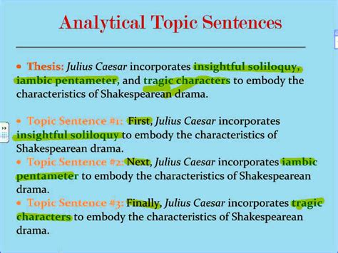 How To Start An Analysis Essay by Analytical Five Paragraph Essay Topic Sentences 1
