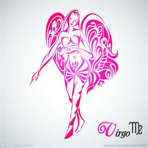 处女座设计图 其他图标 标志图标 设计图库 昵图网nipic com