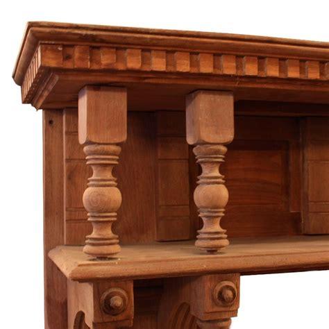 Ori Mantel amazing antique walnut fireplace mantel late 1800 s