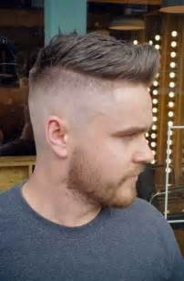 how to cut hair with sides and top 15 mens haircut shaved sides mens hairstyles 2017