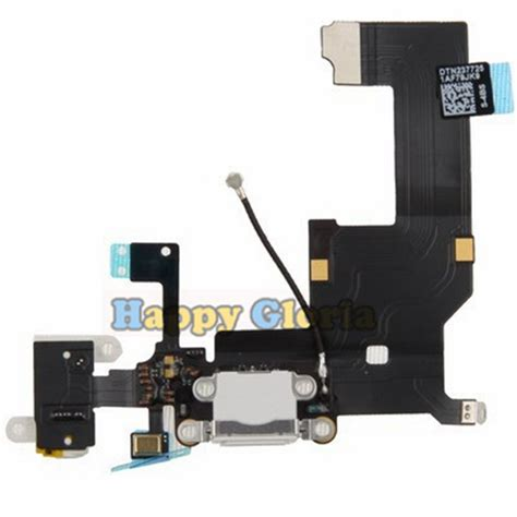 Av Cable Usb Dan Iphone Original 100 new high quality charger charging port dock usb connector data flex cable for iphone 5 5g