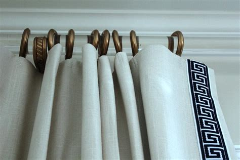 Wrought Iron Curtain Rings Elegant White Chrome French Door Curtain Rods Combine