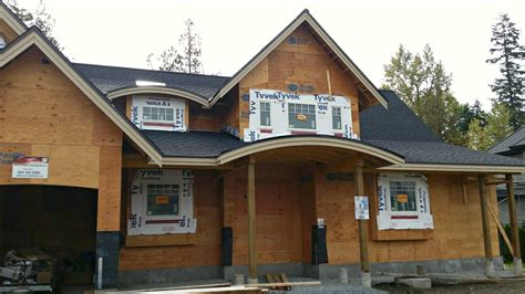 craftsman style home rising near langley bc pacific homes
