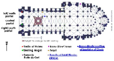 reims cathedral floor plan notre dame cathedral floor plan beste awesome inspiration