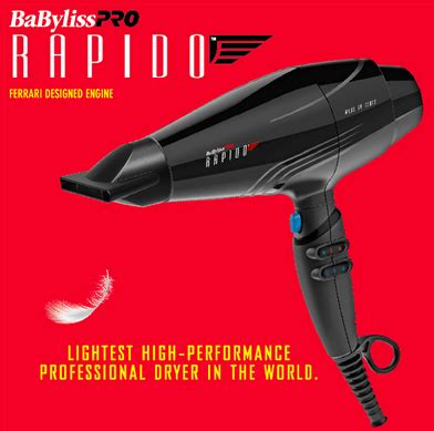 Babyliss Hair Dryer Toronto babyliss pro rapido dryer