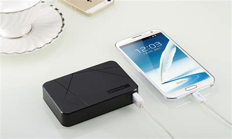 Power Bank Advance 10 000mah noontec 10 000mah power bank groupon goods