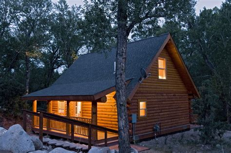 Mount Princeton Cabins by An Exercise In Geothermal Relaxation