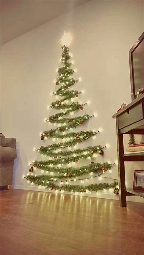 cheap and easy christmas decorations for your apartment