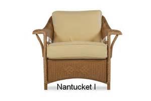 Cushions Chair 510c Nantucket I Chair Cushion
