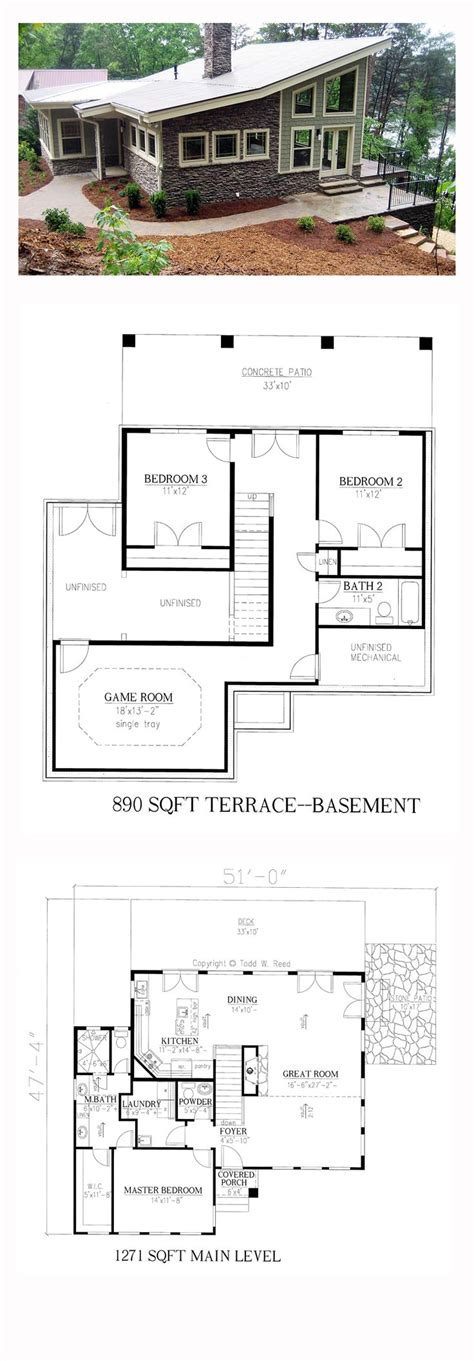contemporary 3 bedroom house plans best 25 lake house plans ideas on pinterest open floor house plans open floor