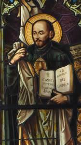 St Ignatius Ignatius Godstalked