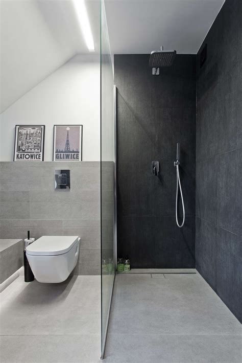 Attic Shower Rooms by An Attic Is Transformed Into A Gorgeous Apartment