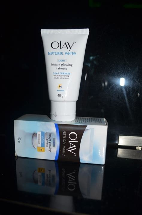 Olay Instant Glowing Fairness olay white instant glowing fairness reviews
