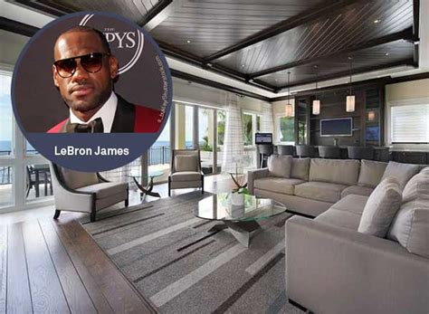 600 Square Foot House by From Kobe To Lebron To Bosh Inside The Homes Of Nba All