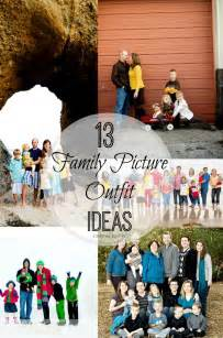 picture ideas for families 13 different picture outfit ideas for 1 family