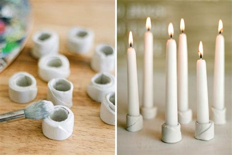 how do tea lights burn 25 beautiful candle holders you can diy brit co