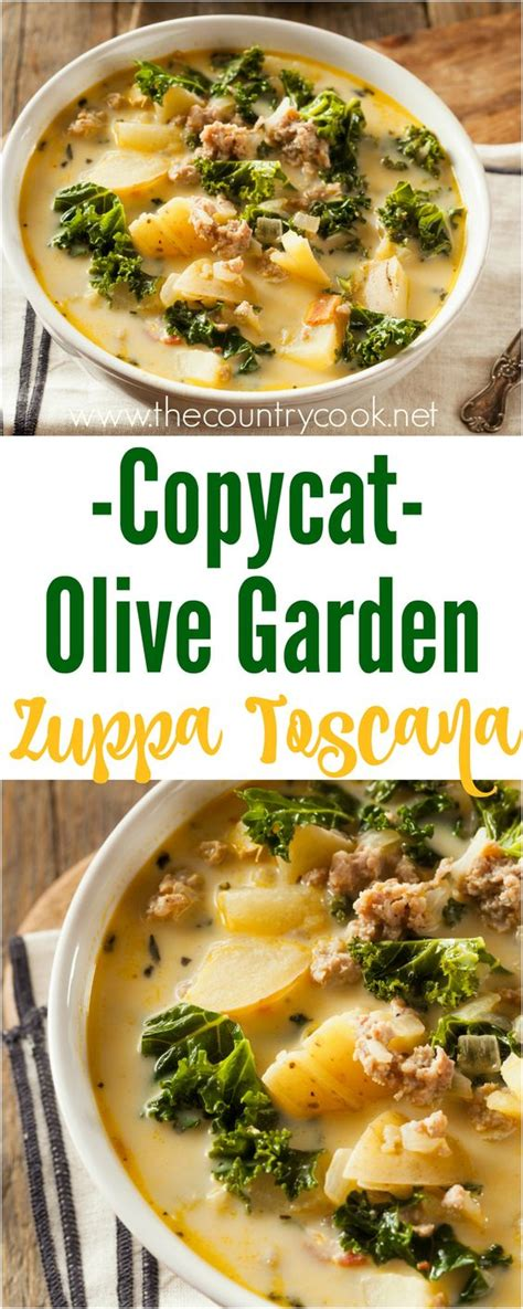 olive garden zuppa toscana nutrition foodielicous recipes food and cooking