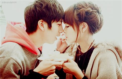 blackpink kiss ulzzang couple ulzzang k fashion