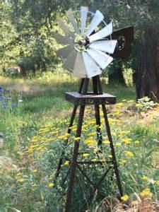 Garden Windmill Ornamental Windmill In Garden Hgtv