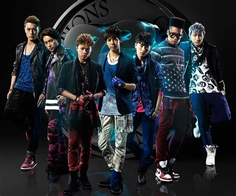 exle biography music artist generations from exile tribe lyrics music news and