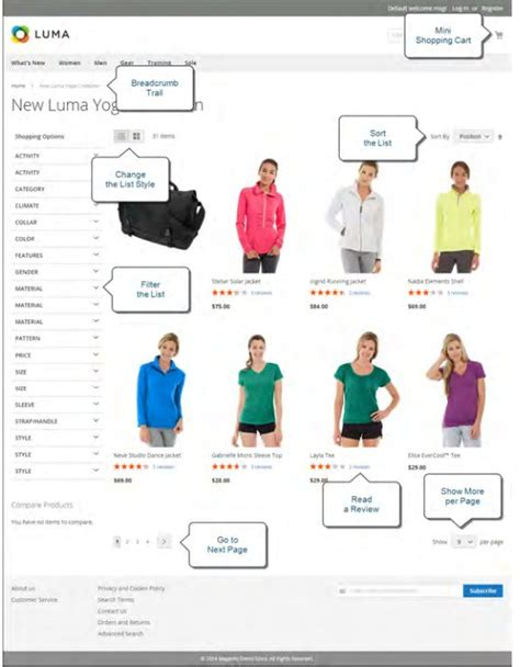 magento custom layout update for category design a custom magento 2 category page template