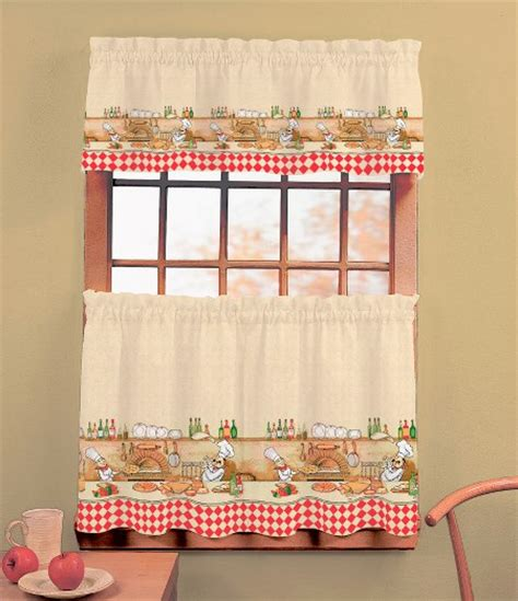 cute kitchen curtains crowning kitchens for the luxurious looking kitchens