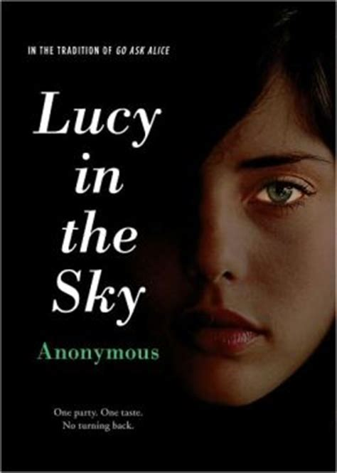 film lucy in the sky lucy in the sky by anonymous 9781442451858 paperback