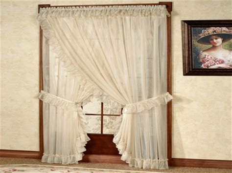 priscilla criss cross curtains drapes for dining room light wood floors with dark
