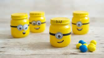 Homemade Snowman Decorations Minion Party Favors Fun Family Crafts