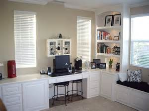 Built In Desk Ideas For Home Office Furniture Smart And Functional Office Desk With Bookshelves Sipfon Home Deco