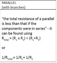 resistor r1206 datasheet two advantages of connecting resistors in parallel 28 images analysis technique parallel