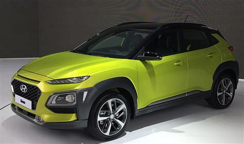 Hyundai Kona Facelift 2020 by Hyundai Kona Facelift 2020 Rating Review And Price Car