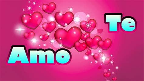 imagenes de navidad te amo postales de amor te amo youtube