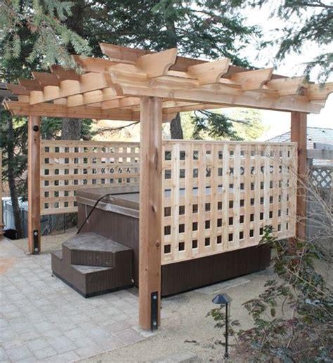 tub pergola ideas 25 best ideas about tub gazebo on tub garden tub pergola and