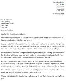 Wine Broker Cover Letter by Insurance Broker Cover Letter Exle Icover Org Uk