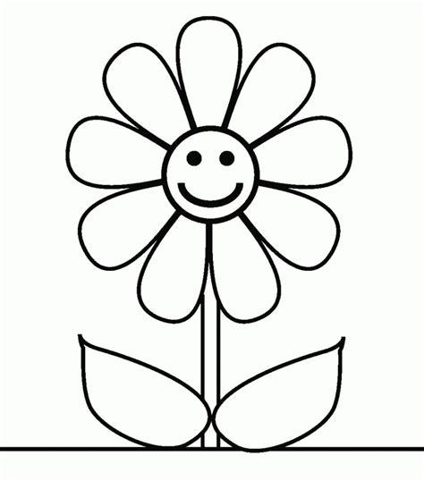 imagenes de flores sin pintar imagenes para colorear gratis