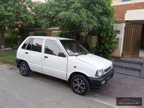 Suzuki Mehran 2006 Used Suzuki Mehran Vx 2006 Car For Sale In Lahore 897108