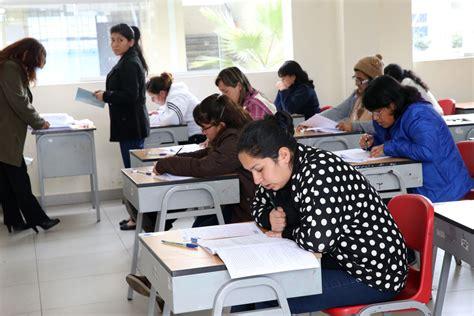 concurso para docentes plazas provicionales 2016 minedu contratar 225 a 80 mil docentes para ense 241 anza durante