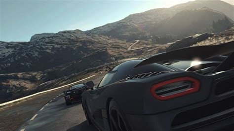 Drive Club Ps4 Digital driveclub out on october 7 for ps4 digital trends