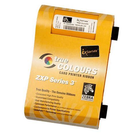 Zebra Technologies Zxp Series 3 Printer Supplies Where Can I Use A Color Printer L