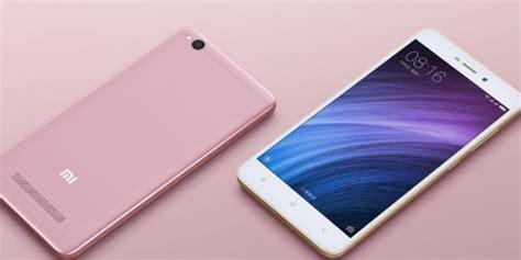 Handphone Xiaomi Redmi A4 xiaomi redmi 4a atau redmi a4 smartphone xiaomi dibawah 1
