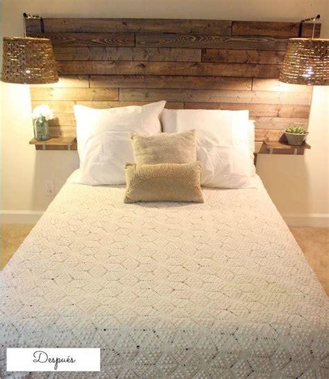 respaldos originales para camas 1001 consejos 17 mejores ideas sobre cabecera de madera en pinterest