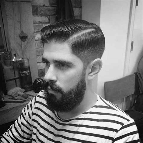old fashion mens short hairstyle 60 old school haircuts for men polished styles of the past