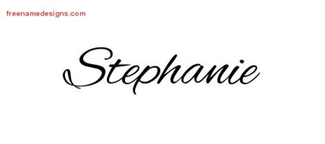 stephanie name tattoo design name quotes quotesgram