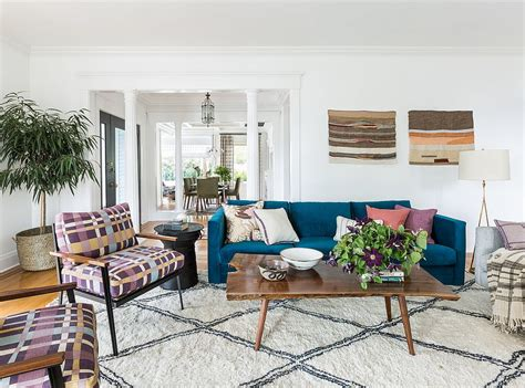 sitting room seattle bright and breezy modern seattle home with dashing mid century accents