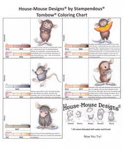 rat color chart coloring house mouse designs 174